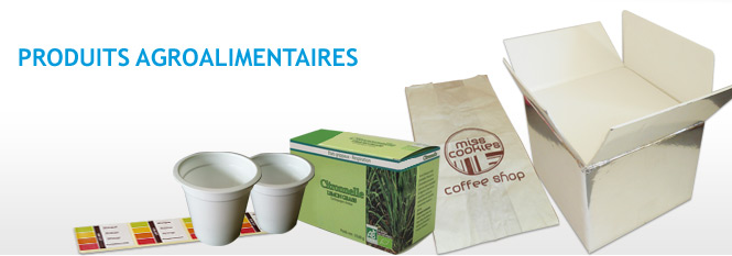 Produits agro alimentaires