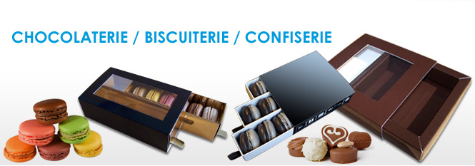 Chocolaterie, biscuiterie, confiserie