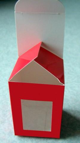 Etui carton avec fenetre 50x50x70 att packaging for Fenetre 50 x 60