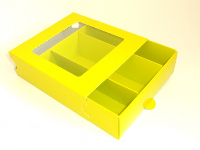 boite 3 compartiments fourreau 156x141x46 att packaging. Black Bedroom Furniture Sets. Home Design Ideas