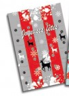 Calendrier de l'avent decor neige 1
