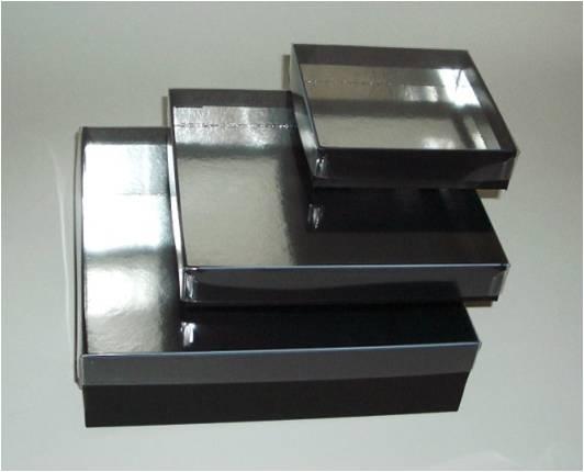 boite carr e plate avec couvercle transparent 750 g att packaging. Black Bedroom Furniture Sets. Home Design Ideas